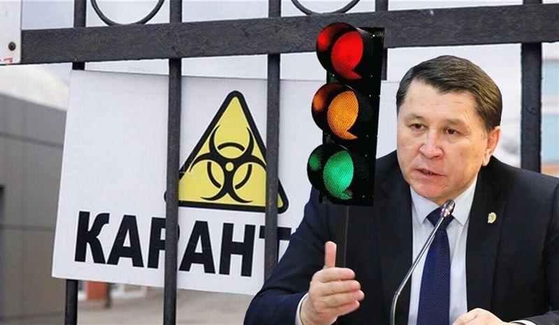 В Алматы вступило в силу новое постановление Бекшина