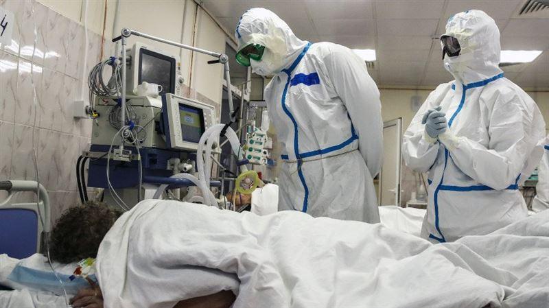74 казахстанца скончались от коронавируса и пневмонии за сутки