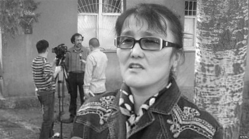 Журналист Бақытгүл Мәкімбай өмірден озды