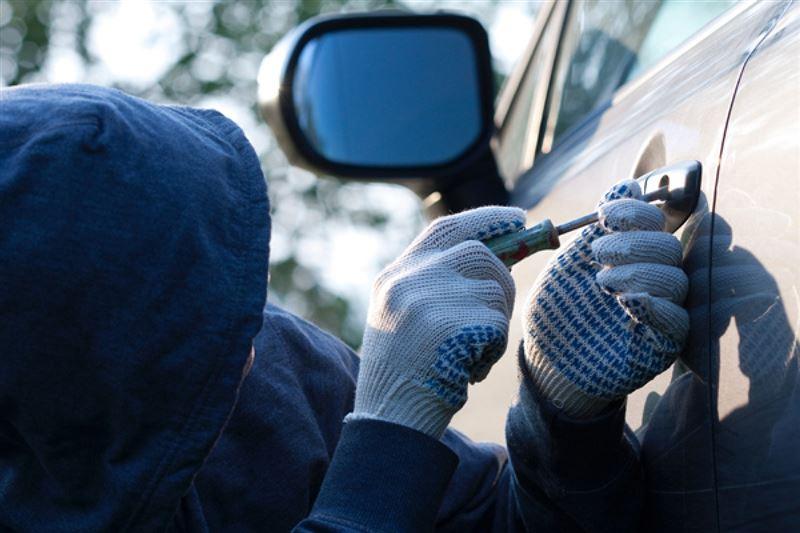 Полицейскими Нур-Султана задержан подозреваемый в угоне авто