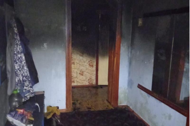 В Павлодаре во время пожара погиб мужчина