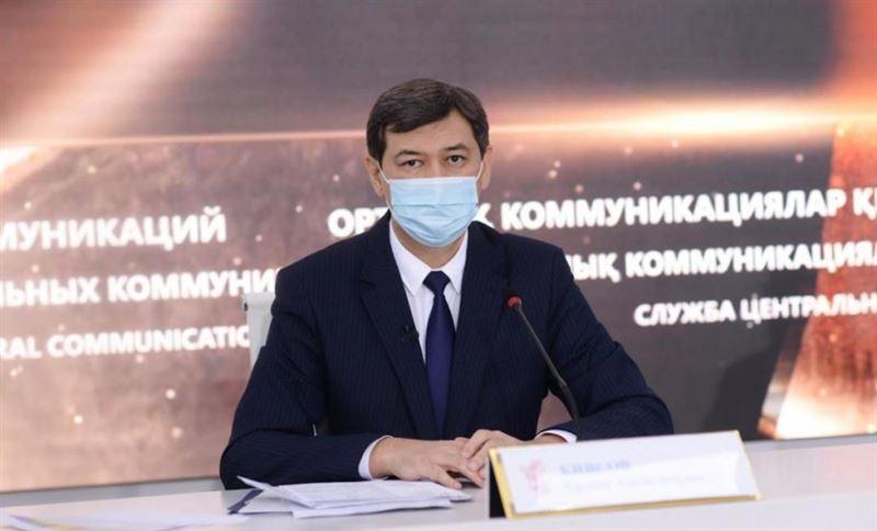 Вышло новое постановление главного санврача Казахстана