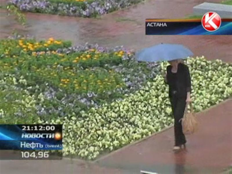 Синоптики рассказали, какой будет погода в День столицы