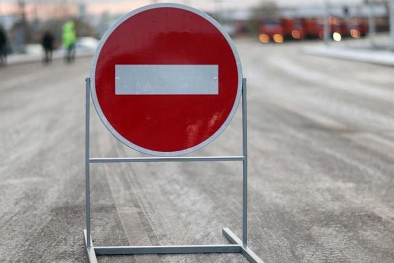 Движение по улице Хаджимукана ограничат сегодня ночью в Алматы