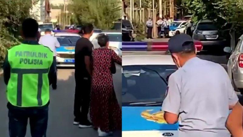 Стрельба в Алматы: погибли двое полицейских