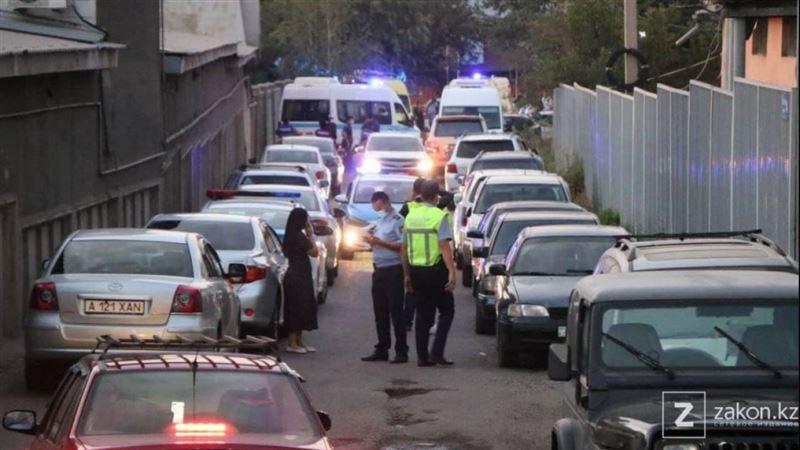 Стрельба в Алматы – стали известны подробности инцидента