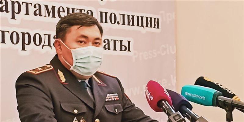 Стрельба в Алматы: возбуждено два уголовных дела