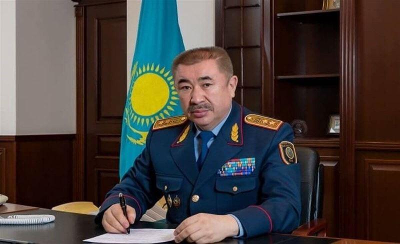 Министр Алматыда атыс кезінде қаза болғандар отбасына көңіл айтты