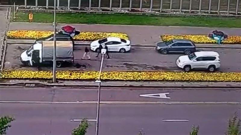 Подозреваемые в серийных кражах автомобильных катализаторов задержаны в Нур-Султане