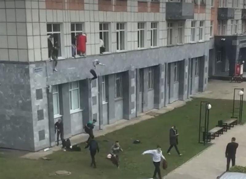 Пермьдегі атыс кезінде зардап шеккендердің арасында қазақстандық студенттер жоқ