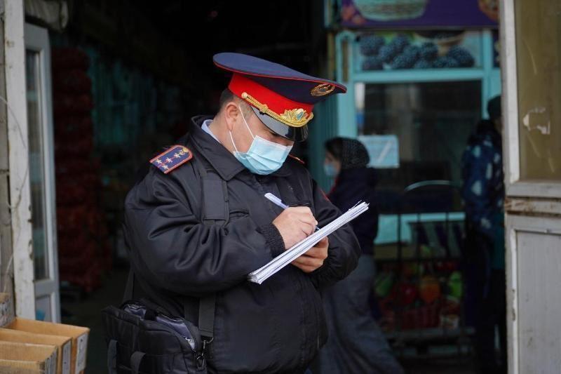 14 заведений нарушили режим карантина в Алматы за сутки