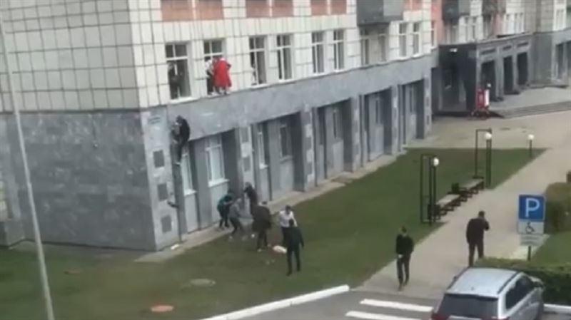 Число пострадавших при стрельбе в Пермском университете увеличилось до 43