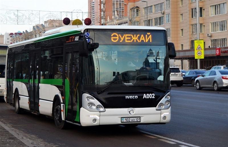 Автобусная полоса появится еще на одной улице столицы