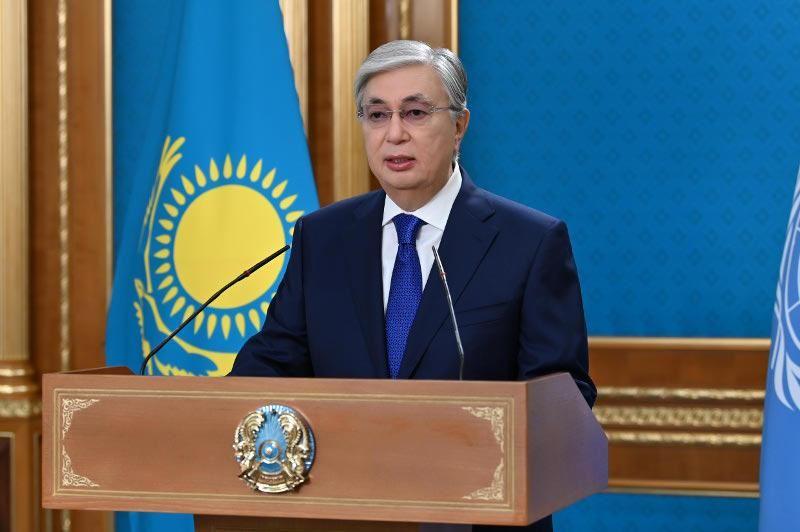 Президент выступил на общих дебатах 76-й сессии Генеральной Ассамблеи ООН