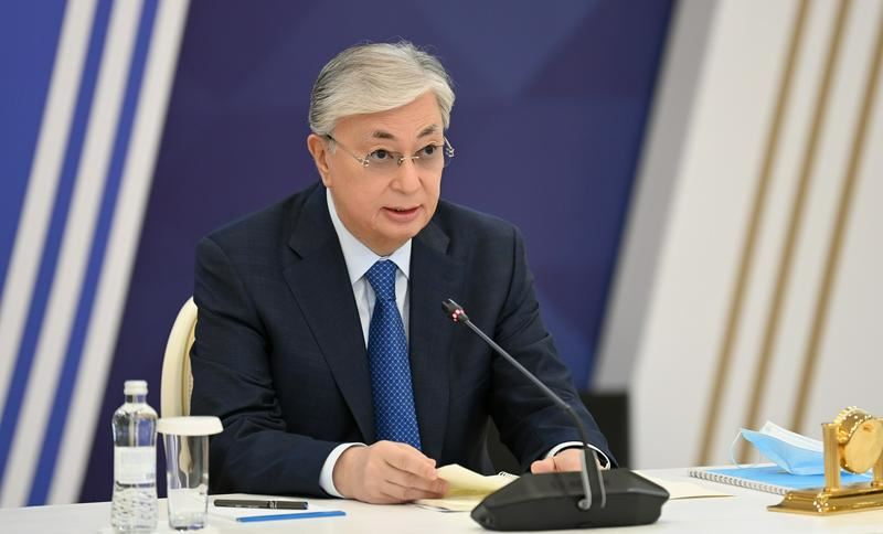 Президент Алматыдағы атысқа қатысты пікір білдірді