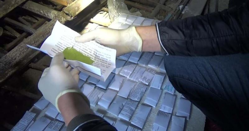 В Павлодаре иностранец распространял наркотики