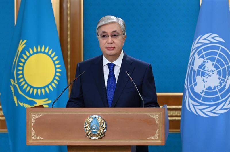 Касым-Жомарт Токаев выступил на Саммите ООН по продовольственным системам