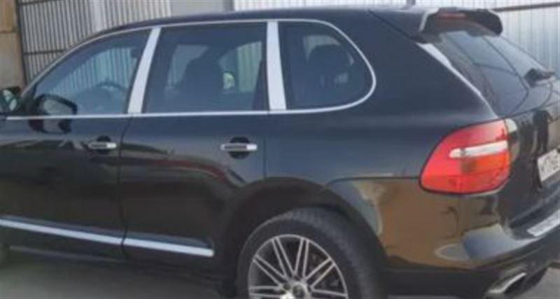 Россиянин обнаружил свой угнанный Porsche в Уральске