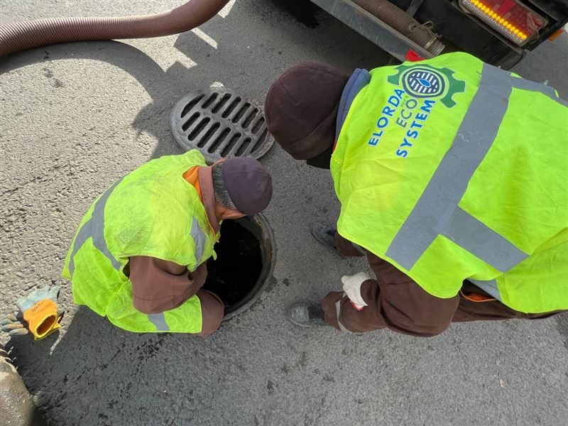 С начала года в столице выявлено 137 случаев несанкционированного подключения к сети ливневой канализации
