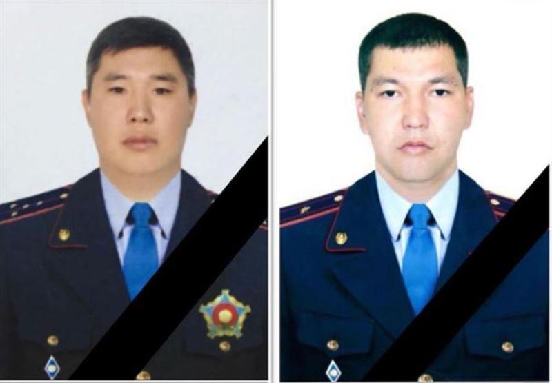 Тоқаев Алматыдағы атыста қаза тапқан полицейлерді марапаттады