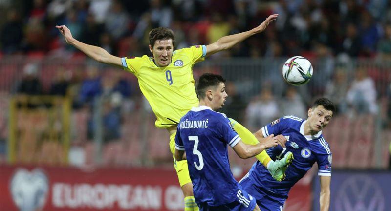 Футболдан ұлттық құрамаға шақырту алған спортшылардың тізімі жарияланды