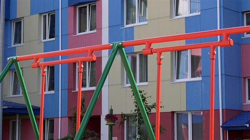 ЧП на детской площадке в Уральске: ребенок пришел в сознание
