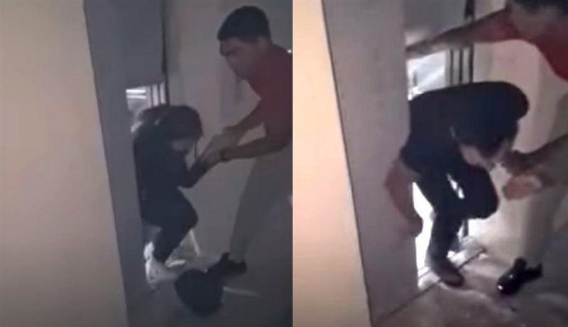 В Актау лифт с жильцами провалился в шахту