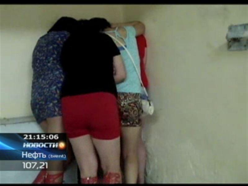 Необычайно буйных проституток задержали в Актау
