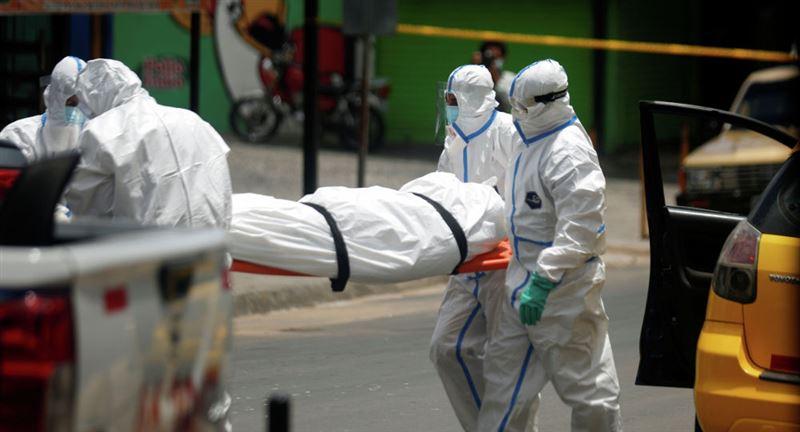 Қазақстанда коронавирус пен пневмониядан тағы 42 адам қайтыс болды