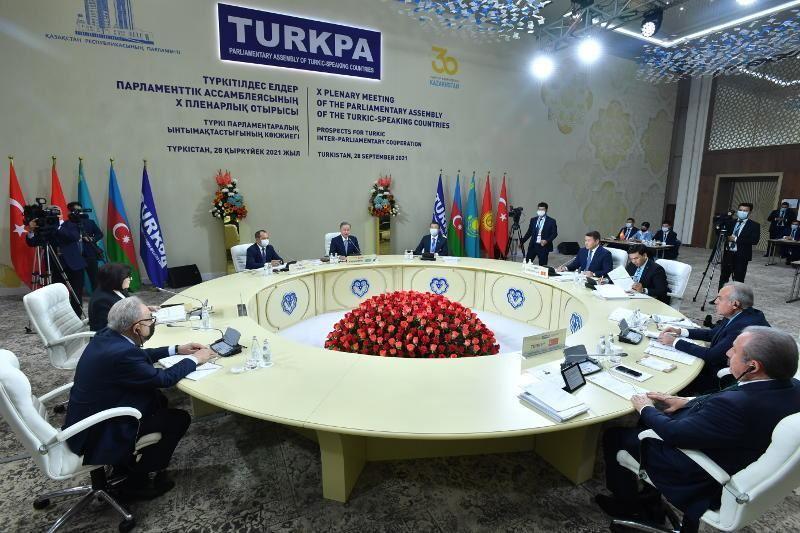Казахстан принял председательство в ТюркПА