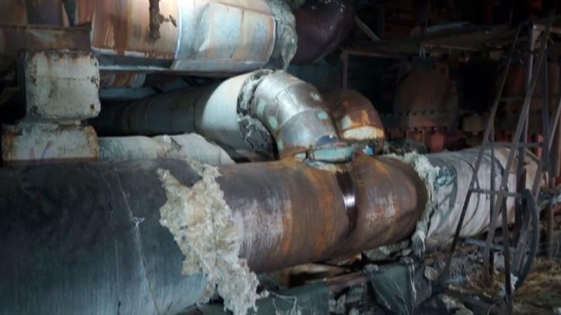 Гидроиспытания на теплосетях Алматы выявили более 600 повреждений