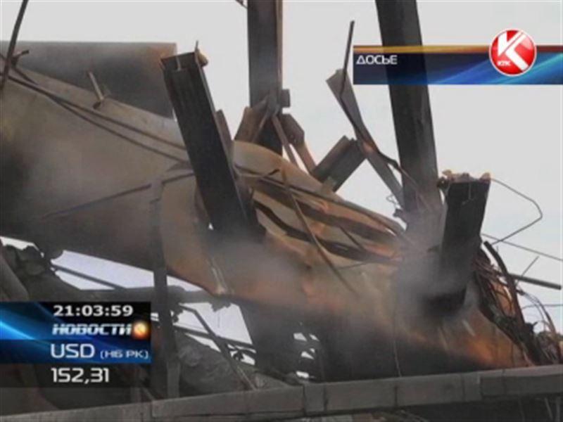 В аварии на «АрселорМиттал» виноваты строители, возводившие дымовую трубу полвека назад