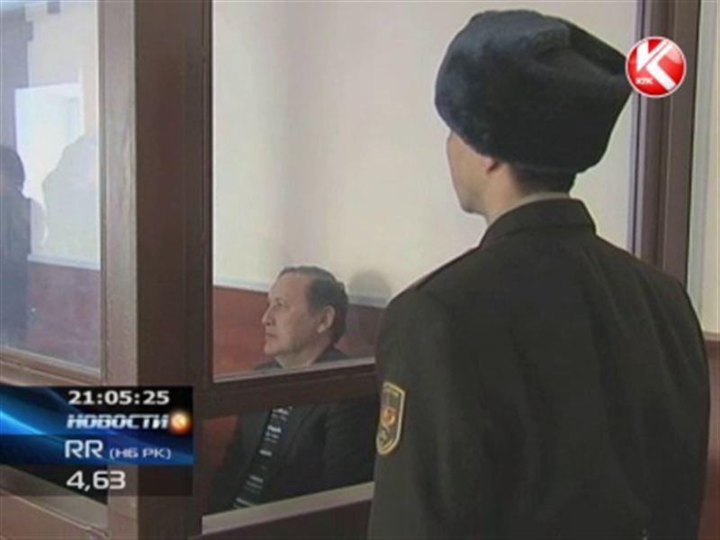 Бывшему министру внутренних дел Казахстана могут увеличить тюремный срок