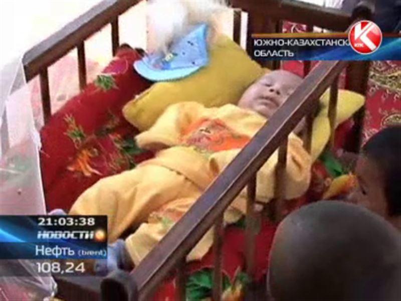 17-миллионному казахстанцу подарили коня и коляску