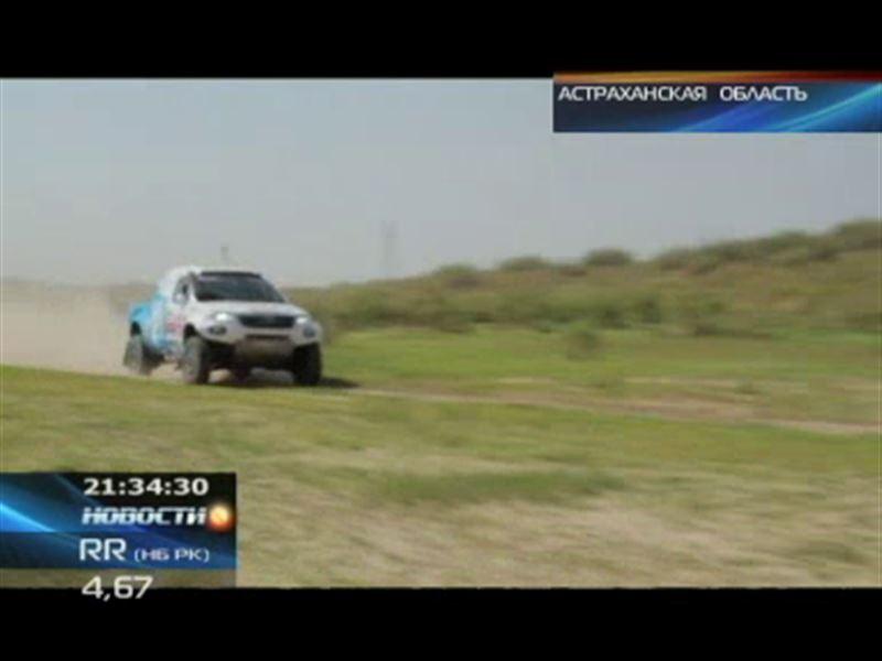 «Шелковый путь»: два казахстанских экипажа вошли в десятку сильнейших по итогам семи дней