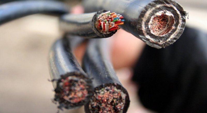 19-летний парень украл кабель на полмиллиона тенге со строительного объекта