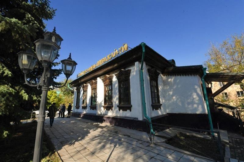 Дом-музей Байтурсынова вернули в собственность Алматы
