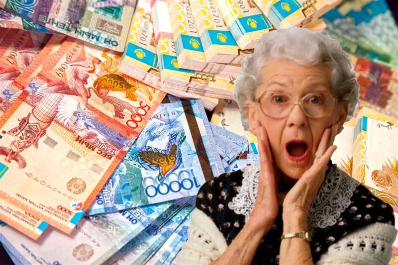 С начала года казахстанцам выплачено пенсий на сумму более 2 трлн тенге