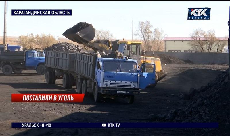 «Солярка дороже, плюс очередь»: перевозчики угля грозят поднять цены