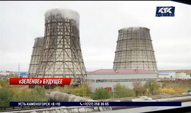 Казахстан намерен отказаться от угольных электростанций и ТЭЦ