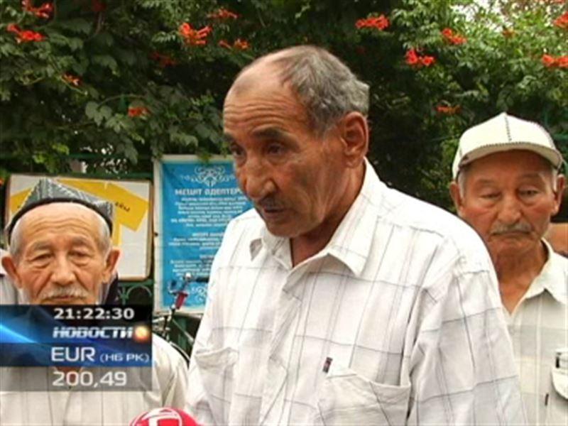Жителям пяти сел Алматинской области предлагают болеть… только днем