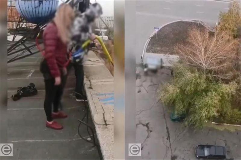 В Караганде арестовали инструктора аттракциона, на котором погиб человек