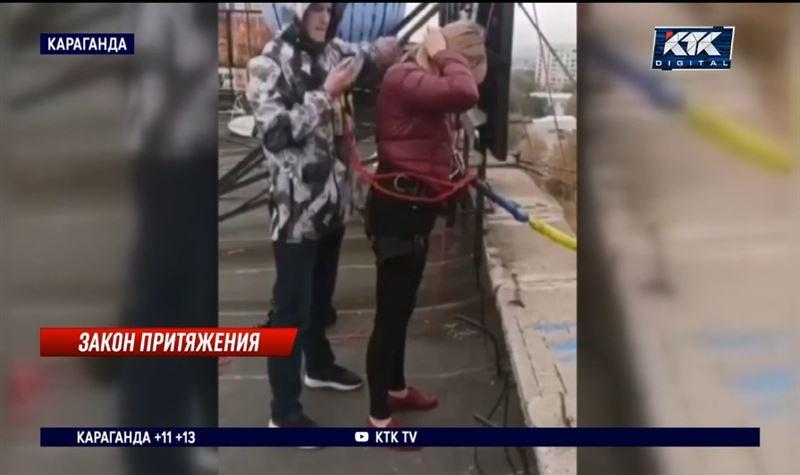 Инструктора смертельного аттракциона в Караганде арестовали на два месяца