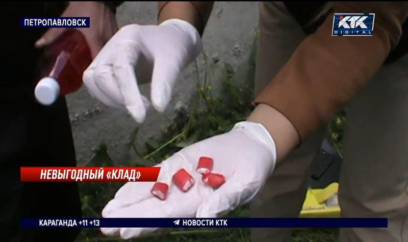 Мать малолетних детей делала закладки наркотиков в Петропавловске