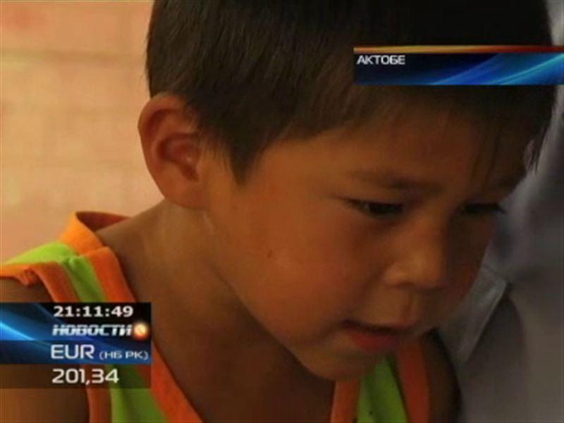 В Актобе разыскивают родителей пятилетнего ребенка