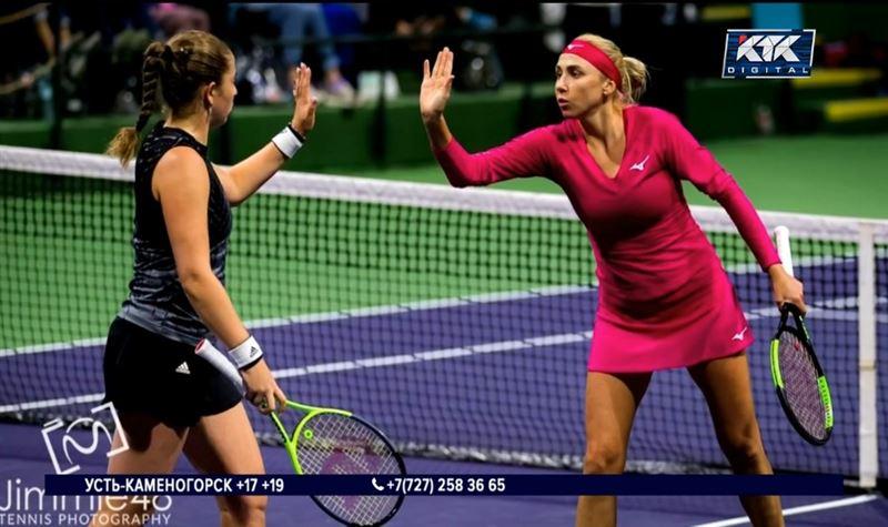 Новости спорта: первая ракетка Казахстана вышла в финал WTA 1000