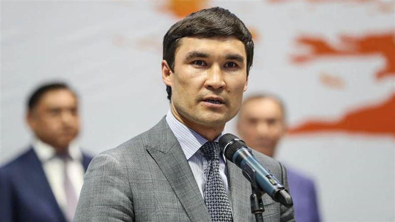 Серик Сапиев освобожден от должности в Минкультуры