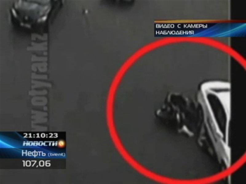 В Шымкенте автомобиль переехал водителя скутера
