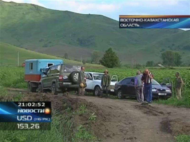 Больше суток в ВКО ликвидировали последствия аварии на водоводе