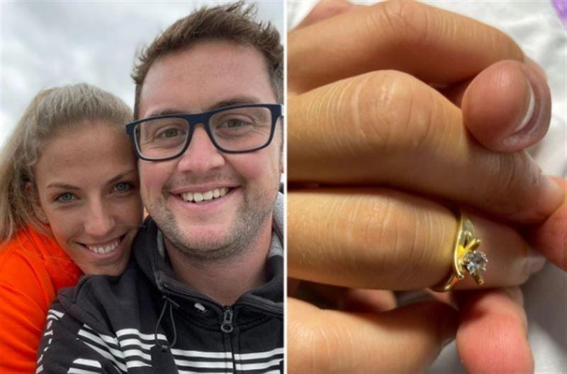 Мужчина женился на возлюбленной за несколько часов до ее смерти